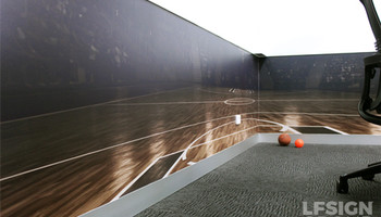 Basketball Wall Image