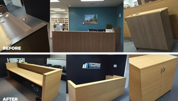 Furniture Wraps Lf Sign Group