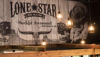 Restaurant Wall Mural