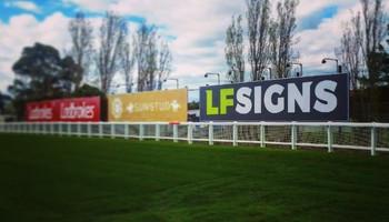 Sponsorship Signs Melbourne