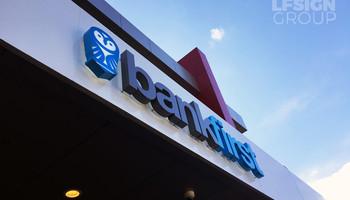 Bank Signage Melbourne