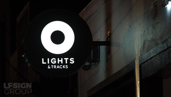 Round Lightbox