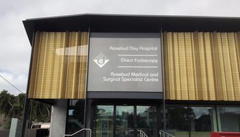 Medical Centre Sign Melbourne