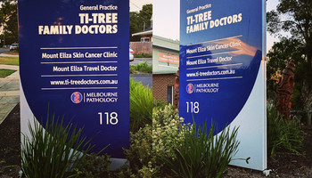 Medical Clinic Illuminated Sign