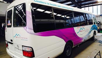 Healthcare Vehicle Branding