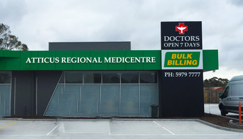 Medical Clinic Signs Melbourne