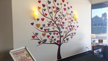Giving Tree Wall