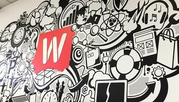 Custom wall graphics