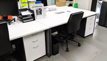 Draw Desk Refurbishment