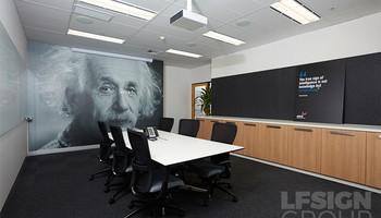 Boardroom Wall Image