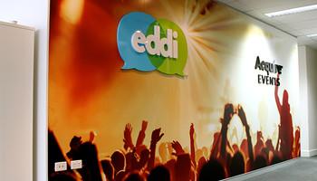 Your Eddi Wall Skin