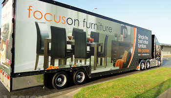 Focus On Furniture Truck