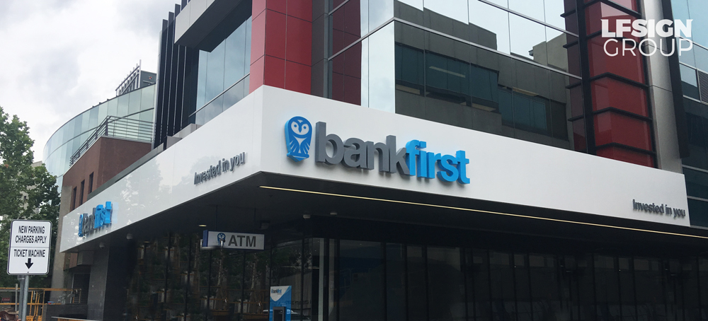 Quality Custom 3d Signs Amp Fabricated Signage In Melbourne