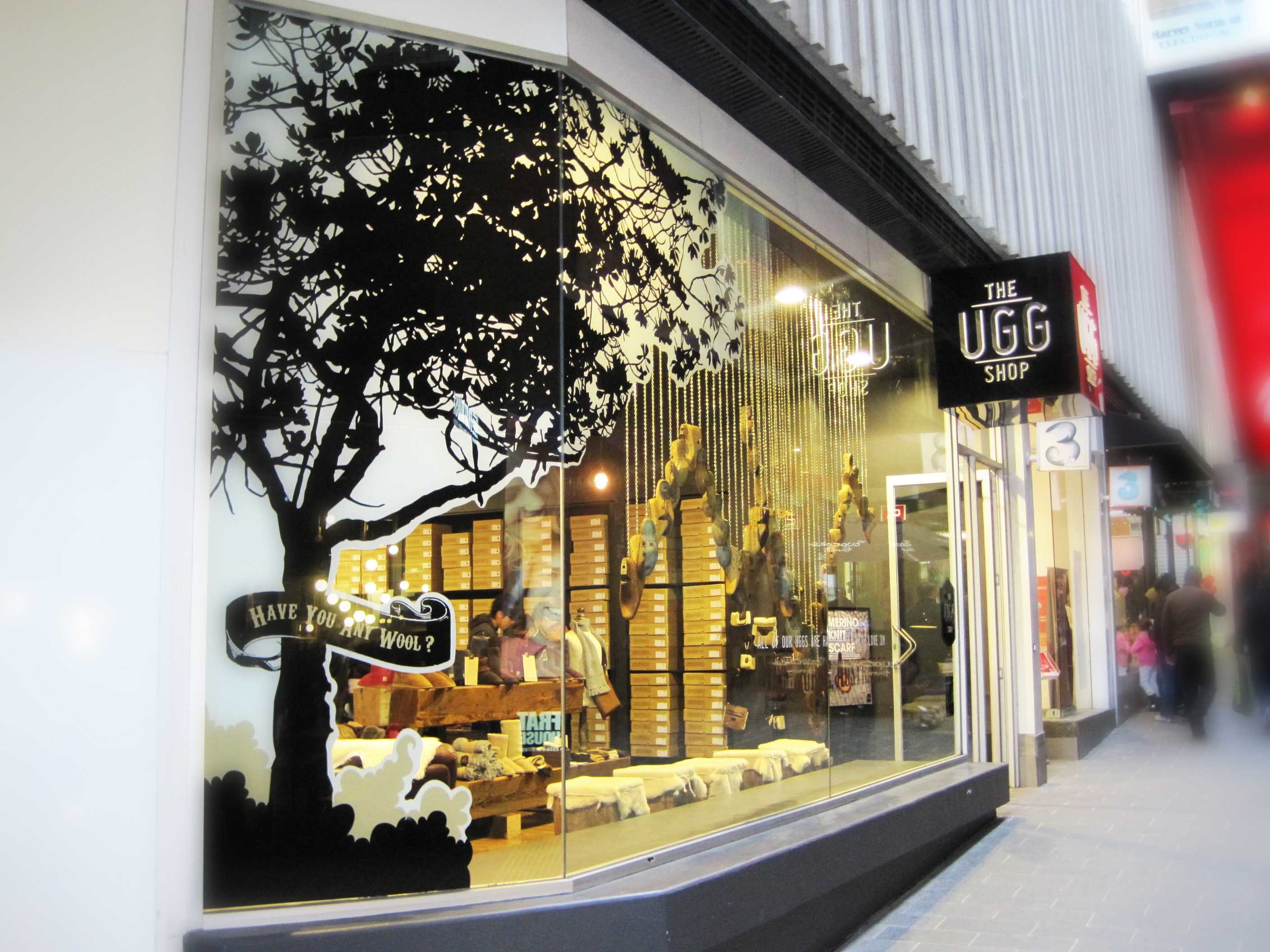 ugg store carrum downs