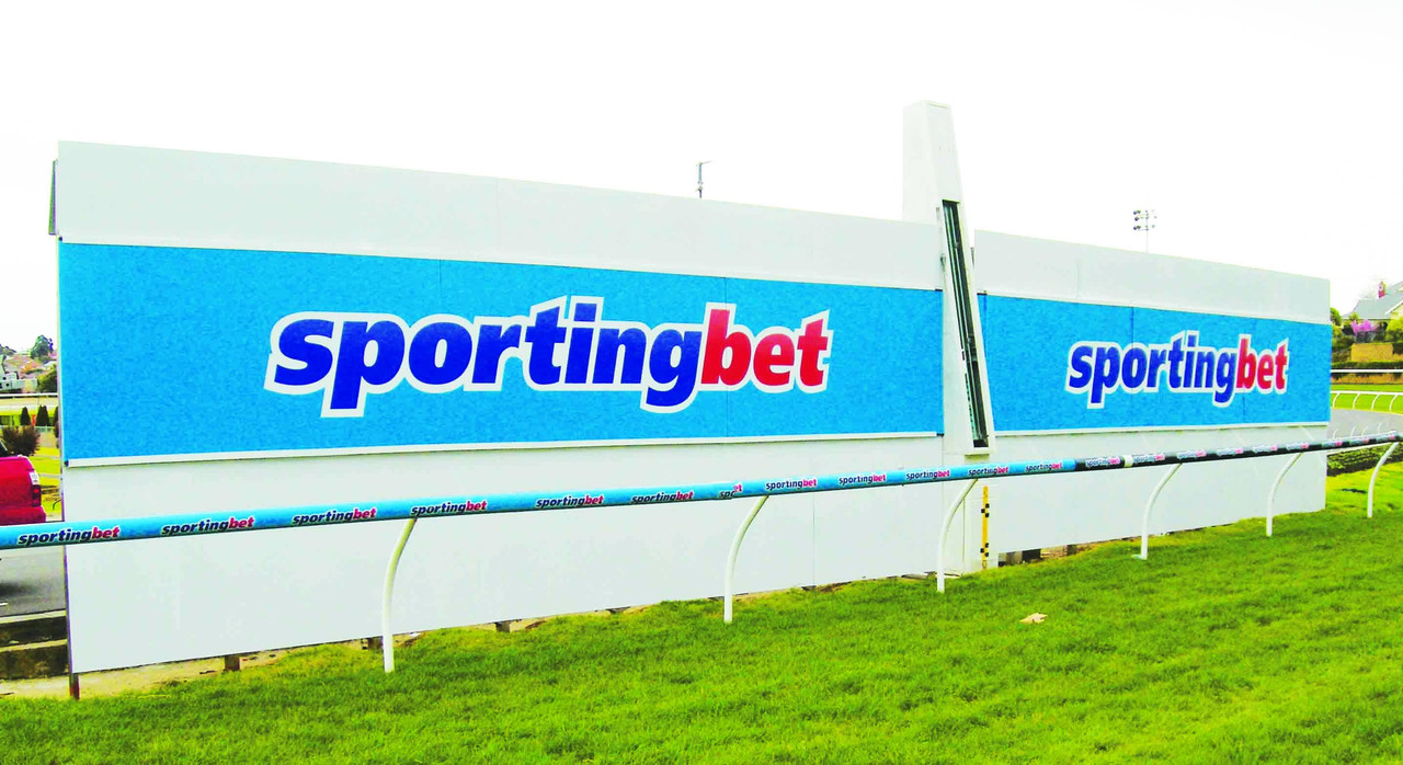 Moonee Valley Racing Club Winning Post Signage